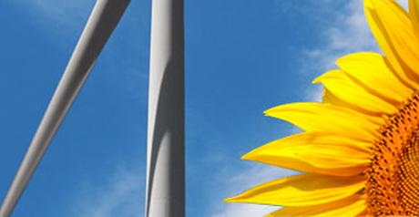 mix energetici sole eolico energia rinnovabile solare eolico