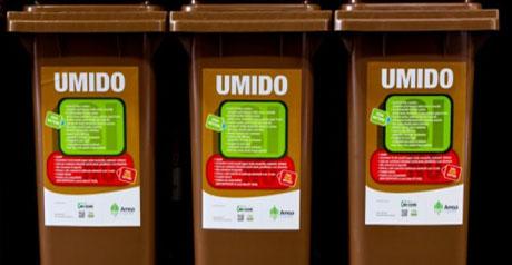 Rifiuti organici il primato a milano verdecologia - Rifiuti umido ...