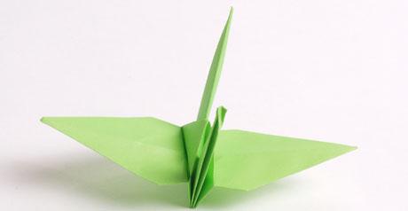 origami verde