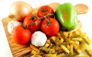 ingredienti alimentari - alimentazione - cibo