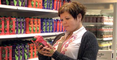 Consumatore Etichetta prodotti