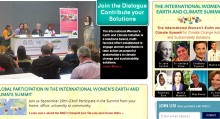 Iweci - Women's Earth and Climate Initiative