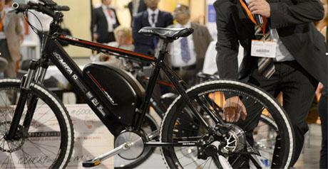 bici elettrica senza catena