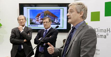 Klimahouse inaugurazione 2014