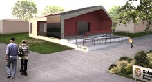 la casa green del futuro conveniente trasportabile e