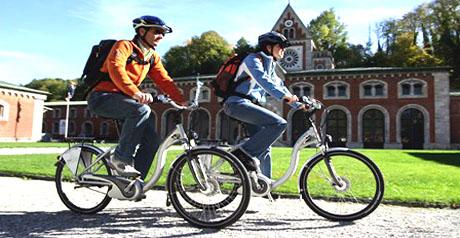 biciclette - turismo verde