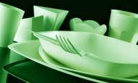 piatti biodegradabili compostabili