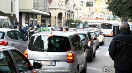 traffico - auto - inquinamento