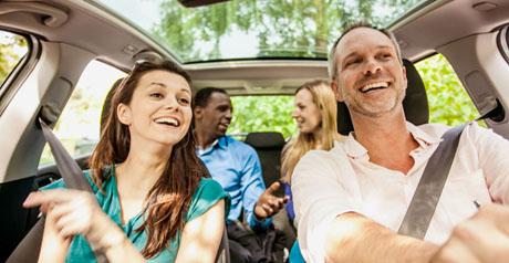 Bla bla car auto condivisa - car sharing2