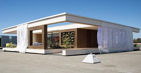 Klimahouse 2015 Casa Lisi esterni