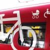 bicicletta treno