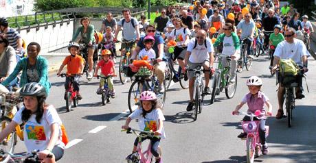 Bimbimbici FIAB - bambini in bicicletta