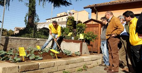 italiani - orto - agricoltura