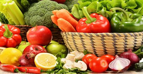 frutta verduta vegan dieta vegetariana