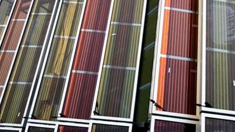 celle di Grätzel - energia solare
