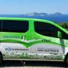 taxi Van elettrico Nissan Ponza