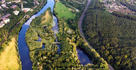 Essen - acqua - paesaggio - natura - ambiente