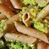 pasta kamut al pesto - piatto - cibo - alimentazione ricette