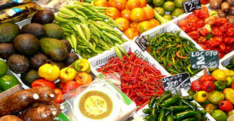 frutta e verdura a guscio