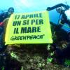 Greenpeace mare trivelle