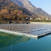 Pannelli solari galleggianri Olivella Cdb Valle del Liri