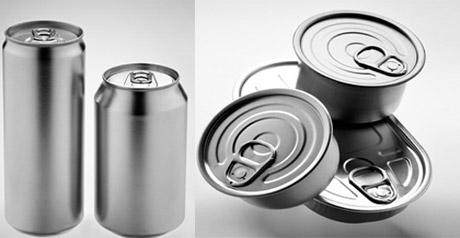 lattine alluminio