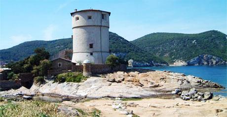 Isola del Giglio Toscana mare turismo