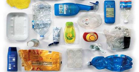 rifiuti plastica imballaggi