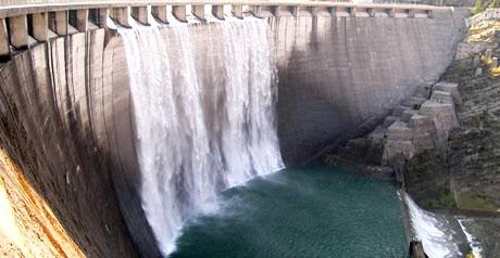 acqua - diga - invaso idrico