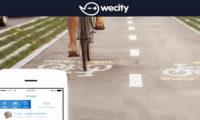 app Wecity biciclette